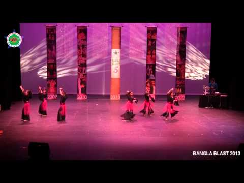 Bangla Blast 2013: Pagla Hawar Dance
