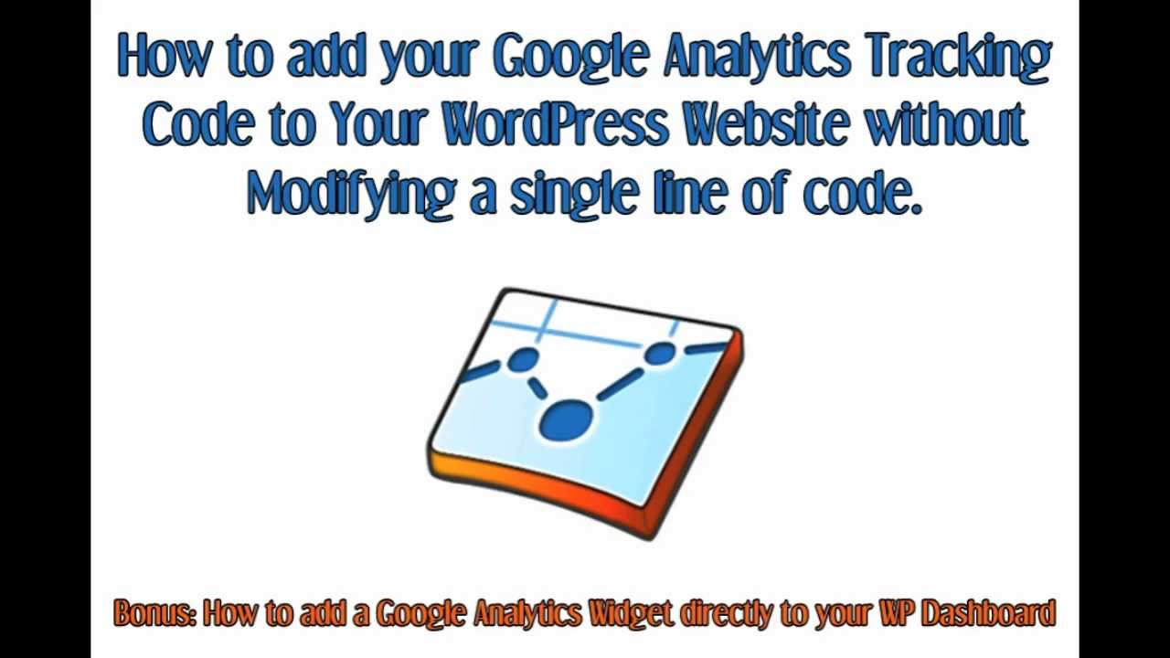 how to find your google analytics code