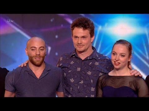 Another Kind of Blue - Britain's Got Talent 2016 Audition week 2