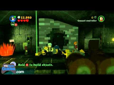 Dobby Harry Potter Lego ▶ Lego Harry Potter Years 5-7