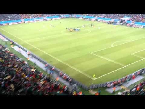 Mexico vs Croacia Mundial Brasil 2014