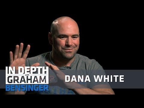 Dana White: UFC was like human cockfighting