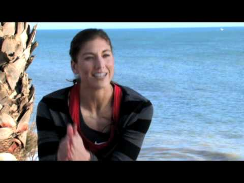 Hope Solo: Born to Dive