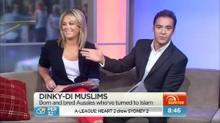 Aussies who have turned to Islam