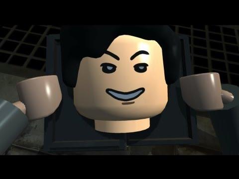 LEGO Harry Potter Years 1-4 All Cutscenes