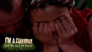 The Camp Gets Emotional as the Luxury Items are Delivered | I'm A Celebrity... Get Me Out Of Here!
