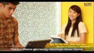 Trường Kent TVC - Trường Kent - Clip giới thiệu trường Cao đẳng Quốc tế Kent