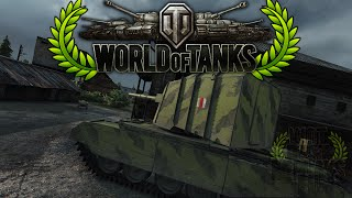 World of Tanks - FV4005 Stage II - 9.4k Damage - 5 Kills - Ace Tanker - Ensk [HD]