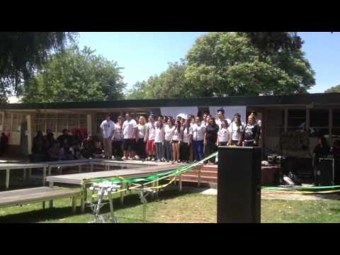 Rancho Alamitos High School Vocal Ensemble Disney Cover