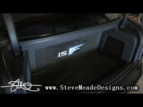 UPDATE: SMD Lexus ISF Sound System Install - 99% COMPLETE! Video 11