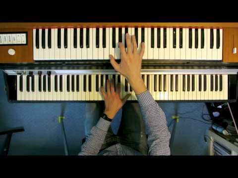 'Butterfly' Playalong (Herbie Hancock Rhodes Solo)