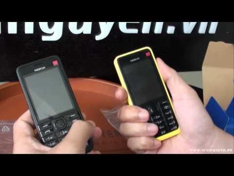 Xem chi tiết thông tin sản phẩm vui lòng xem tại: http://mainguyen.vn/nokia-301-dual-sim.html.