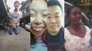 Những SKILL BÁ ĐẠO Của Các Thanh Niên Tik Tok China  😃😋😎 Tik Tok Video Hot