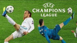 10 Best Goals of Champions League 2018