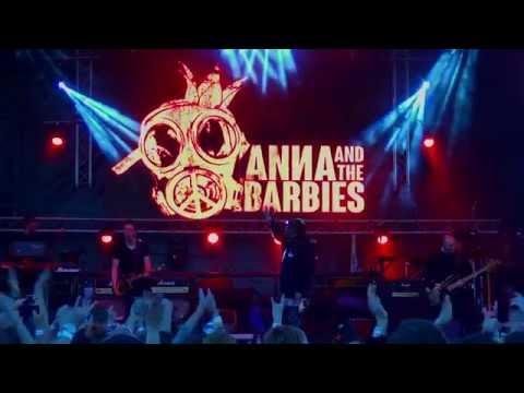 Anna And The Barbies - Utópia Turné 3. Barba Negra Track 2016.06.17.