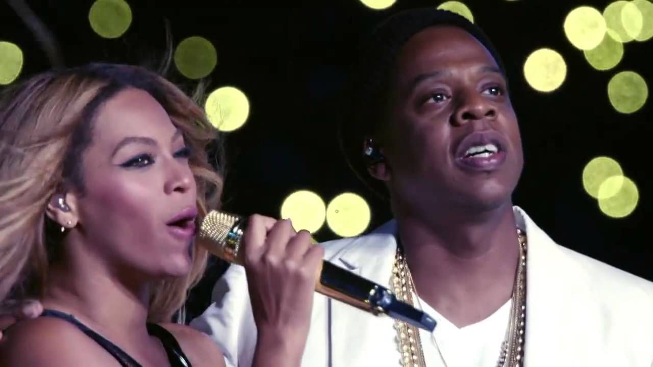 On The RUn HBO Beyonce Ft Jay Young Beyonce And Jay Z