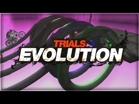 Trials Evolution | Getting A Little Better? (trials Funny Moments) video