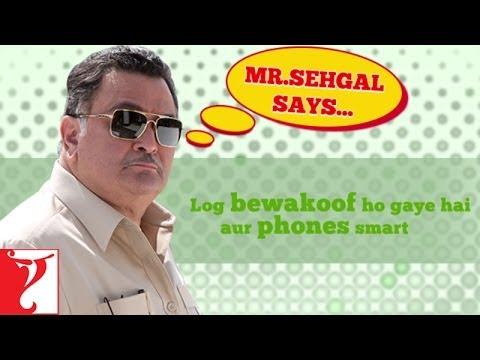 Mr. Sehgal Says - Memes - Bewakoofiyaan