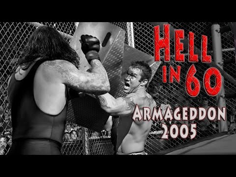 60 Seconds in Hell - The Undertaker vs. Randy Orton