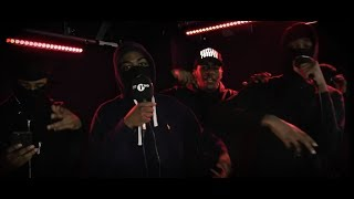Harlem Spartans BBC 1XTRA Freestyle - Bis, Phineas , Active , Oboy (Kuku)
