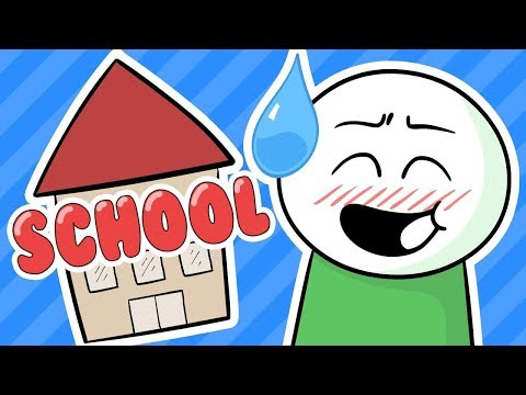 Мои Самые Смущающие Школьные Моменты ( TimTom на русском) | My Most Embarrassing School Moments