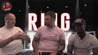 "RING TALK - EPISODE 33 - GOODWIN BOXING ""The John Harding Jr interview"""