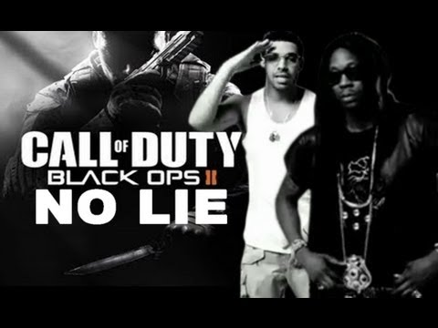2 Chainz - No Lie Ft. Drake | Call Of Duty Black Ops 2 Remix video
