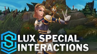 Lux Special Interactions