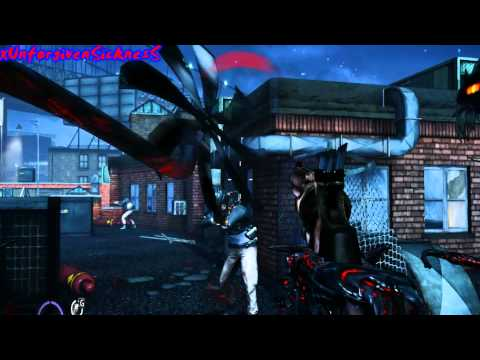 The Darkness 2 PC Gore Montage Maxed Out Settings [HD]