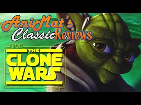 Star Wars: The Clone Wars (2008) - AniMat's Classic Reviews