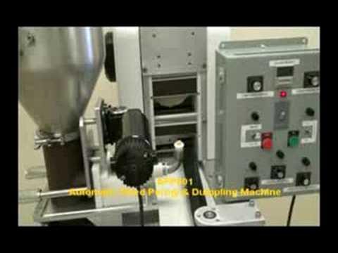 automatic turnover machine