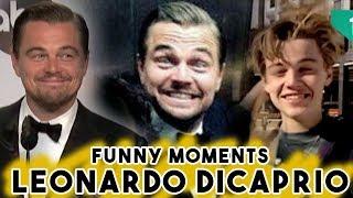Leonardo Dicaprio Funny Moments | Part 2