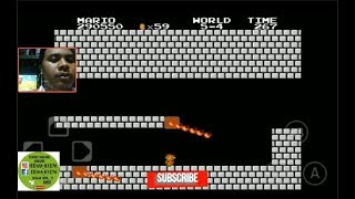 SUPER MARIO BROS GAMEPLAY world 5-4#nostalgia90an