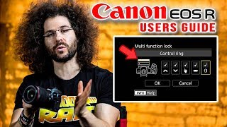 01. Canon EOS R User's Guide | How To Set Up Your New Camera