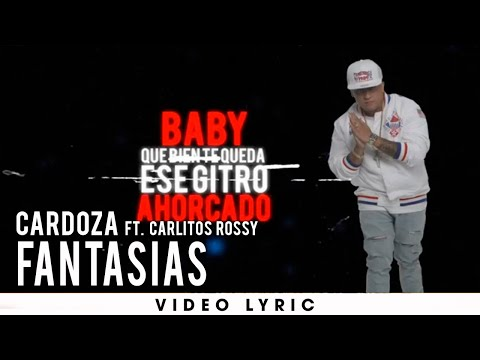 0 - C One Ft. Carlitos Rossy – Fantasías (Video Lyric)