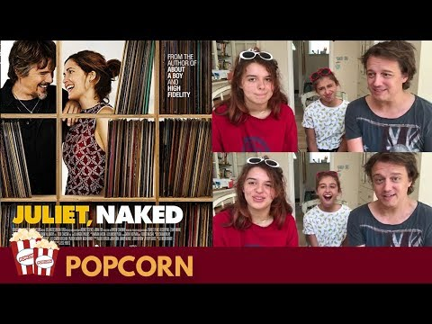 Juliet Naked Official Trailer - Nadia Sawalha & Family Reaction & Review