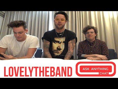 lovelytheband Talk
