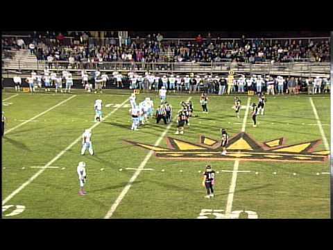 Sky View High School at Roy High School football game 10-23-14