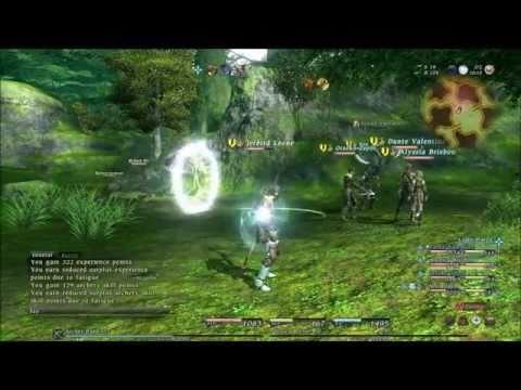 Final Fantasy XIV Online - Bark Eft / Buzzard Grind