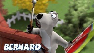 Bernard Bear   The Kite AND MORE   30 min Compilation   Cartoons for Children