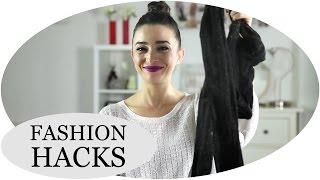 Fashion HACKS!!! Noch Mehr Tipps Und Tricks