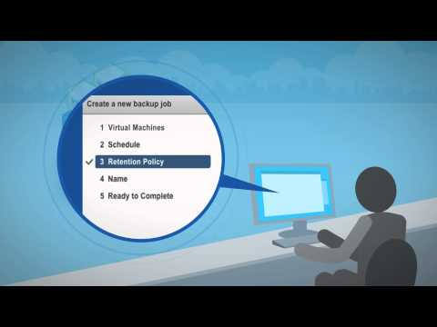 VDP Animated Intro - VMware vSphere Data Protection