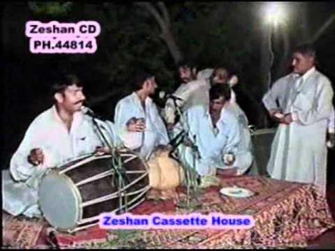 Pahari Mahiya - Malik Maroof VS Mishri P2 (Wedding Shahzad Choudhary...