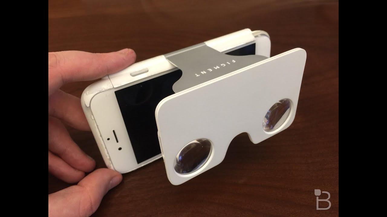 Делаем очки виртуальной реальности в домашних условиях 35
