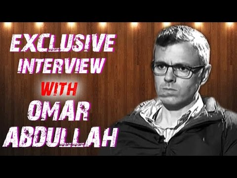 Exclusive: Omar Abdullah On Mufti Sayeed's Comments, PDP-BJP Govt in J&K