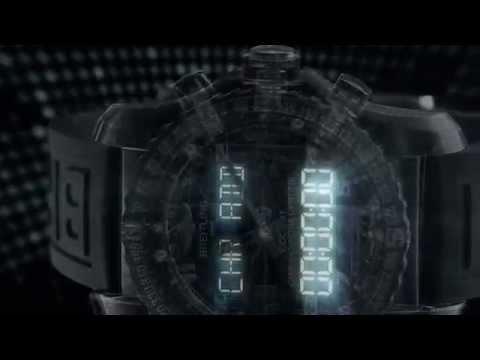 Breitling Cockpit B50 Superquartz Watch | aBlogtoWatch