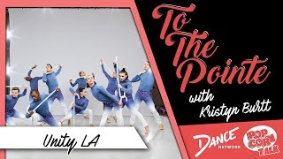 Unity LA Gives Their Thoughts on World of Dance Editing Their Routine - To The Pointe