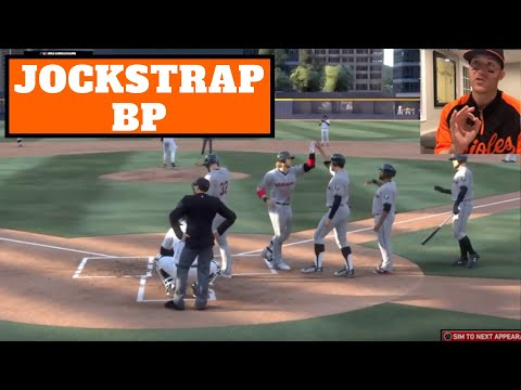 MLB Road To The Show - Jockstrap BP #11