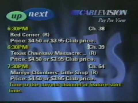 Sneak Prevue Pay Per View - May 1998 (Part 2)