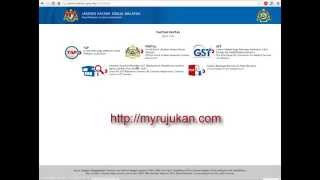 How To Check GST ID Number Malaysia